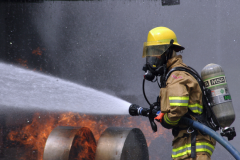http://commons.wikimedia.org/wiki/File:US_Navy_080730-N-5277R-003_A_Commander,_Naval_Forces_Japan_firefighter_douses_a_fire_on_a_dummy_aircraft_during_the_annual_off-station_mishap_drill_at_Naval_Support_Facility_Kamiseya.jpg#mediaviewer/File:US_Navy_080730-N-5277R-003_A_Commander,_Naval_Forces_Japan_firefighter_douses_a_fire_on_a_dummy_aircraft_during_the_annual_off-station_mishap_drill_at_Naval_Support_Facility_Kamiseya.jpg